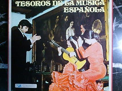 TESOROS DE LA MUSICA ESPAÑOLA - CAJA CON 8 LP VINILO: CORINNE VOZZA, EDUARDO DEL PUEYO: Amazon.es: Música