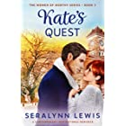 Kate's Quest: A small town opposites attract romance (Women of Worthy Book 3)