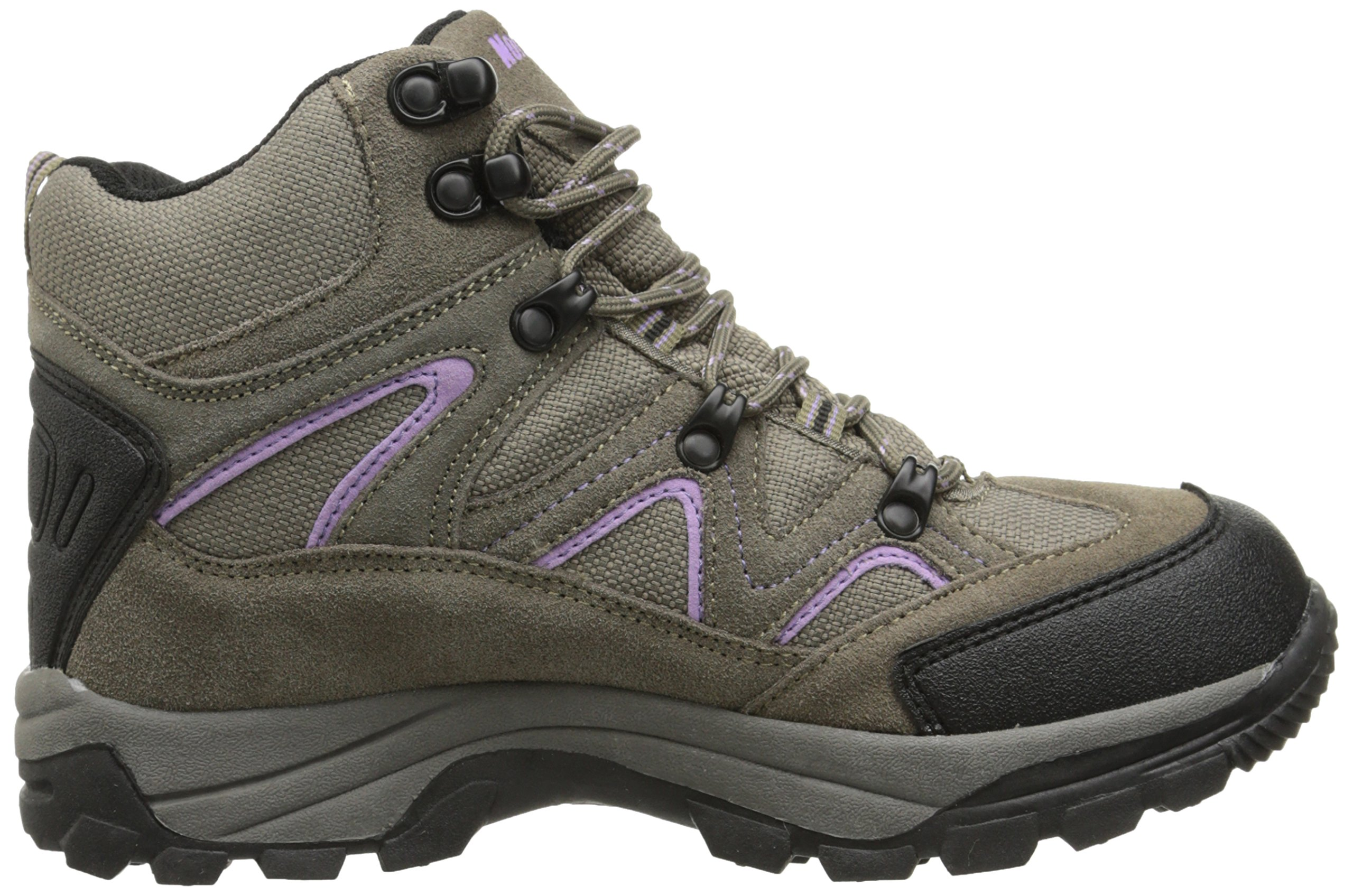 Northside Women's Snohomish Hiking Boot, Tan/Periwinkle, 7 M US by Northside (Image #7)