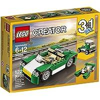 LEGO Juego de Construcción Creator Convertible, Color Verde (31056)