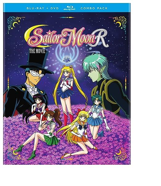 Sailor Moon R Movie Edizione: Stati Uniti Italia Blu-ray: Amazon.es: Cine y Series TV