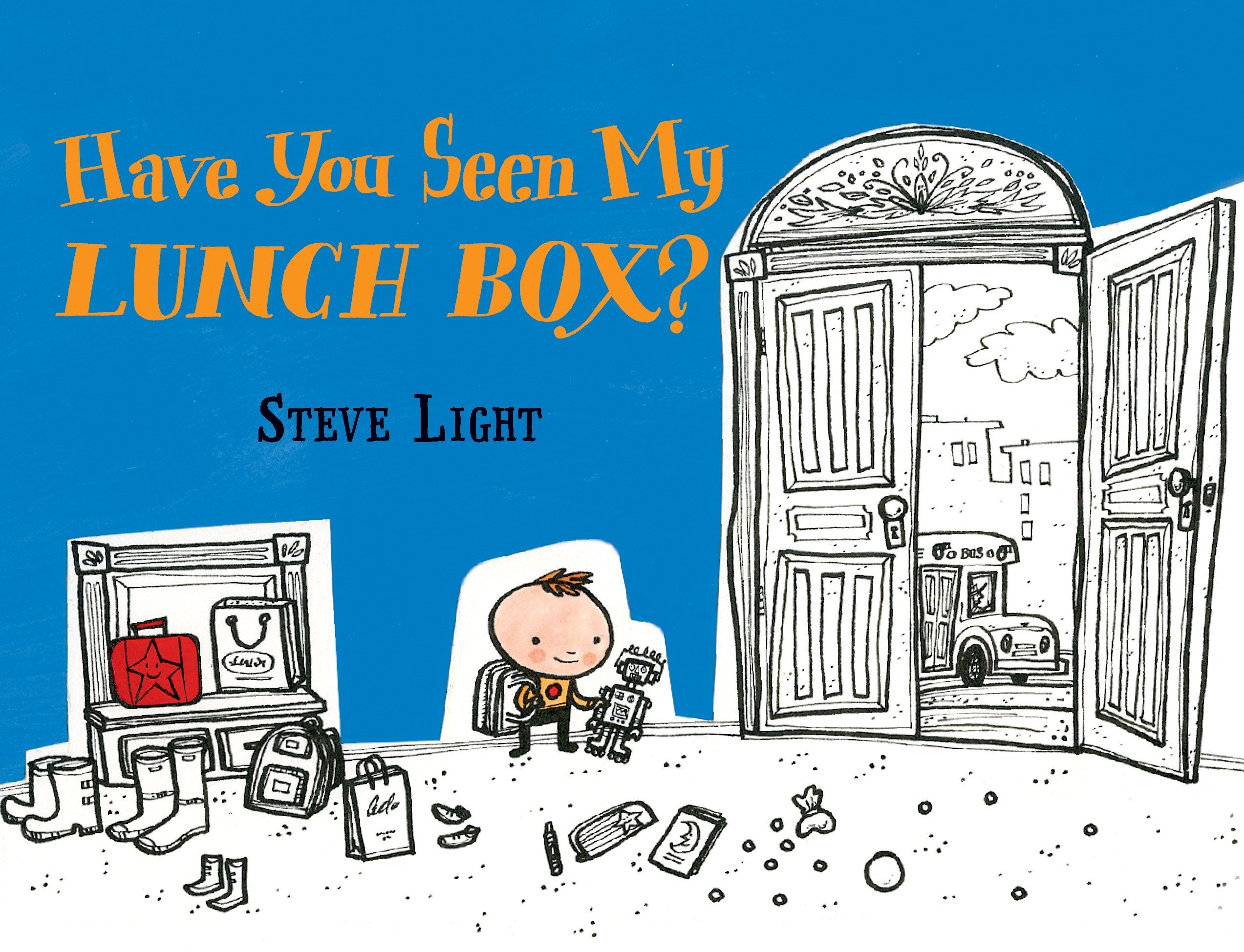 Have You Seen My Lunch Box? ebook