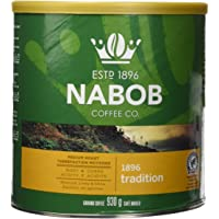 Nabob Traditional Fine Grind Ground Coffee, 930g