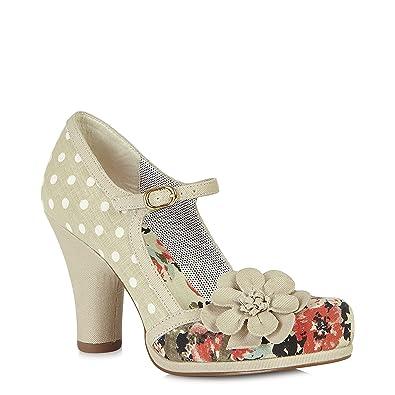 Ruby Shoo Tanya (Beige)  Amazon.co.uk  Shoes   Bags 51f2fb9568