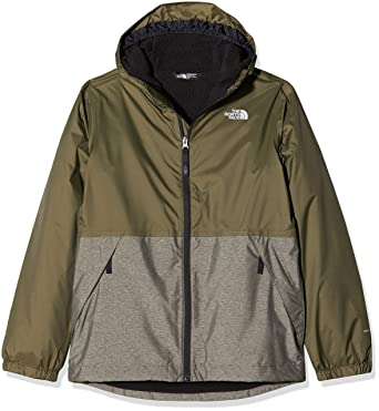 5f8c5ed89 THE NORTH FACE Unisex Kids Warm Storm Jacket