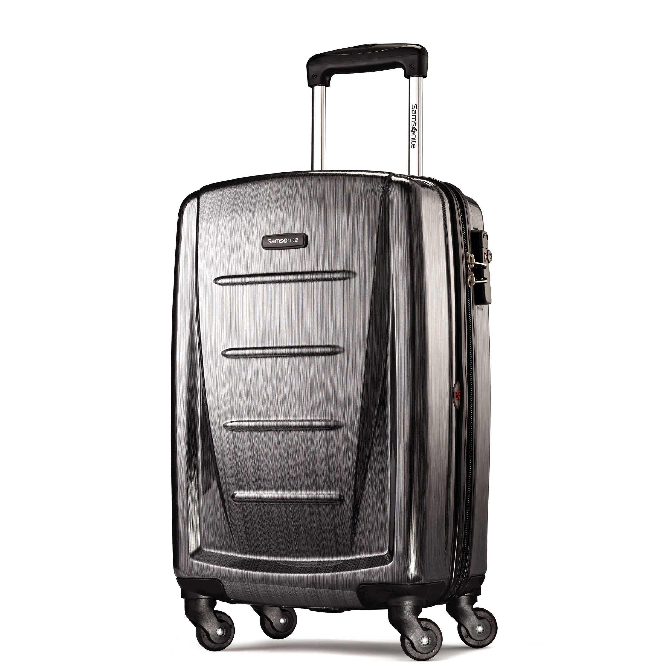 Samsonite Winfield 2 Hardside 20'' Luggage, Charcoal