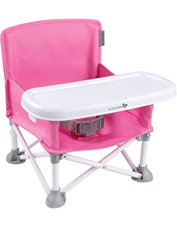 Summer Infant Pop N Sit Folding Booster, Pink(UK)
