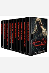 Haven City Series Complete: Rogue Wolf, Alpha's Shadow,  Beta's Thief , Alpha's War, Tiger's Den, Dragon & Flame, Alpha's Gamble, Alpha Enchanted, Alpha's Cage, Fox Hunt Kindle Edition