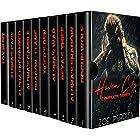 Haven City Series Complete: Rogue Wolf, Alpha's Shadow, Beta's Thief , Alpha's War, Tiger's Den, Dragon & Flame, Alpha's Gamb