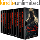 Haven City Series Complete: Rogue Wolf, Alpha's Shadow, Beta's Thief , Alpha's War, Tiger's Den, Dragon & Flame, Alpha's…