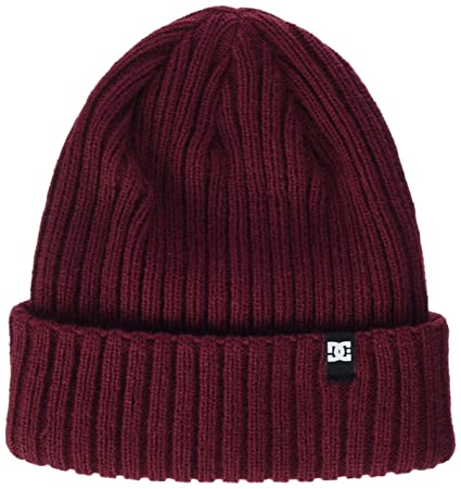d99205fdd522d DC Shoes Fish N Destroy, Bonnet Homme, Rouge (Cabernet Rzf0), Taille