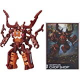 Transformers : Generations – Combiner Wars – Chop Shop – Figurine Transformable 9 cm