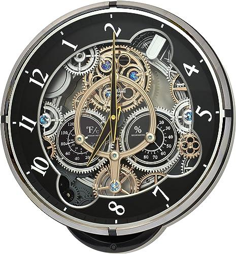 "Rhythm Clocks ""Gadget"" Magic Motion Clock"