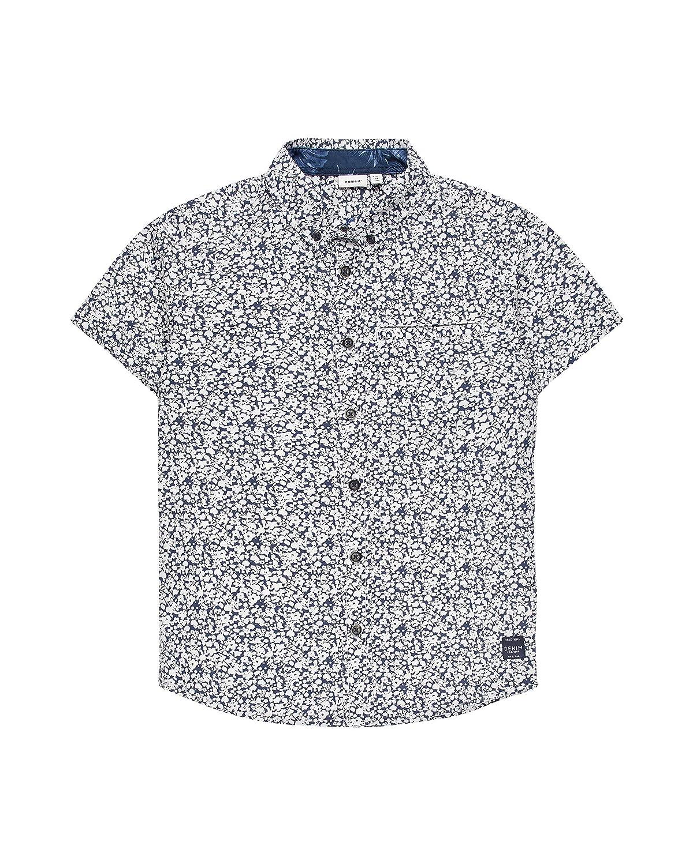 NAME IT Nkfhappy Valda Singlet Box LIC Camiseta sin Mangas para Ni/ñas