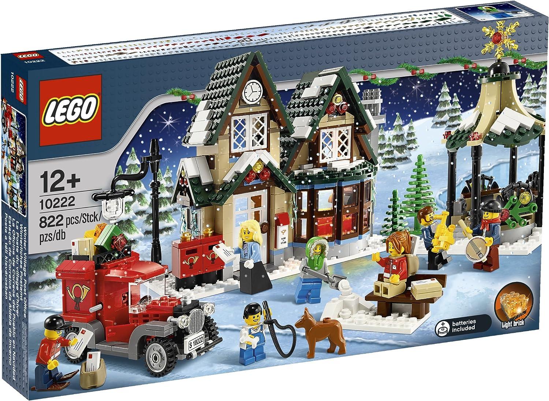 レゴ (LEGO) クリエイター・ウィンターポストオフィス 10222