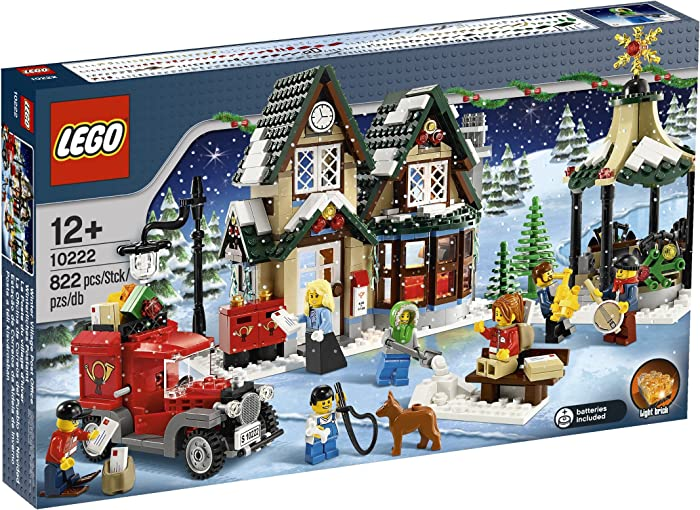 LEGO Creator Winter Village Post Office 10222