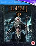 The Hobbit: The Battle Of The Five Armies 3D - Extended Edition  [Blu-ray] [2014] [Region Free]