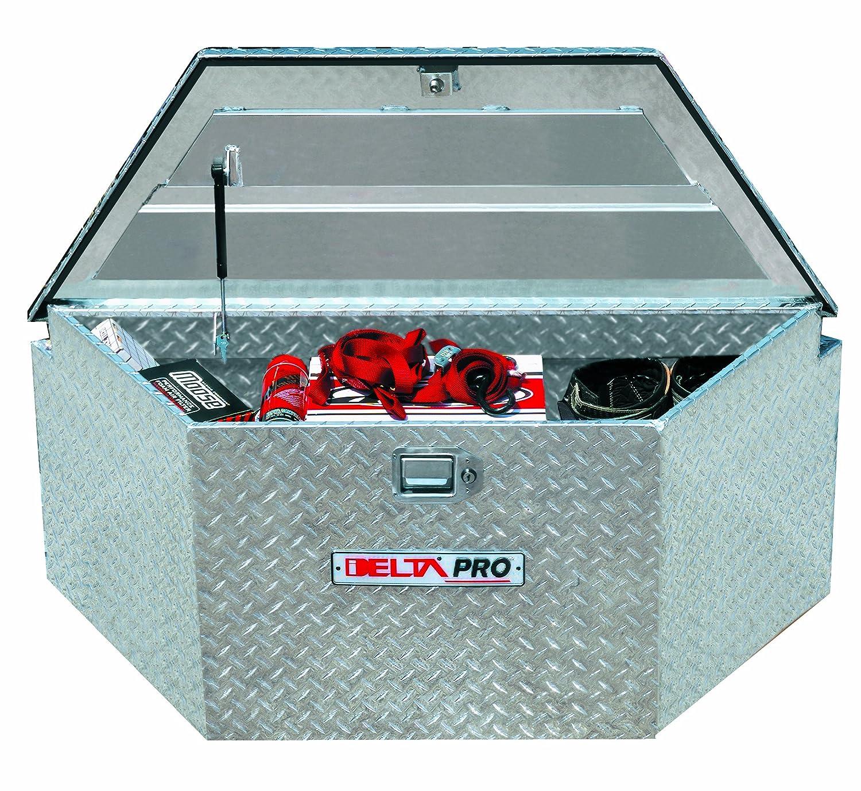 JOBOX 416000 48 Aluminum Trailer Tongue Box