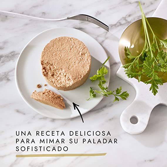 Purina Gourmet Gold Mousse comida para gatos con Buey 24 x 85 ...