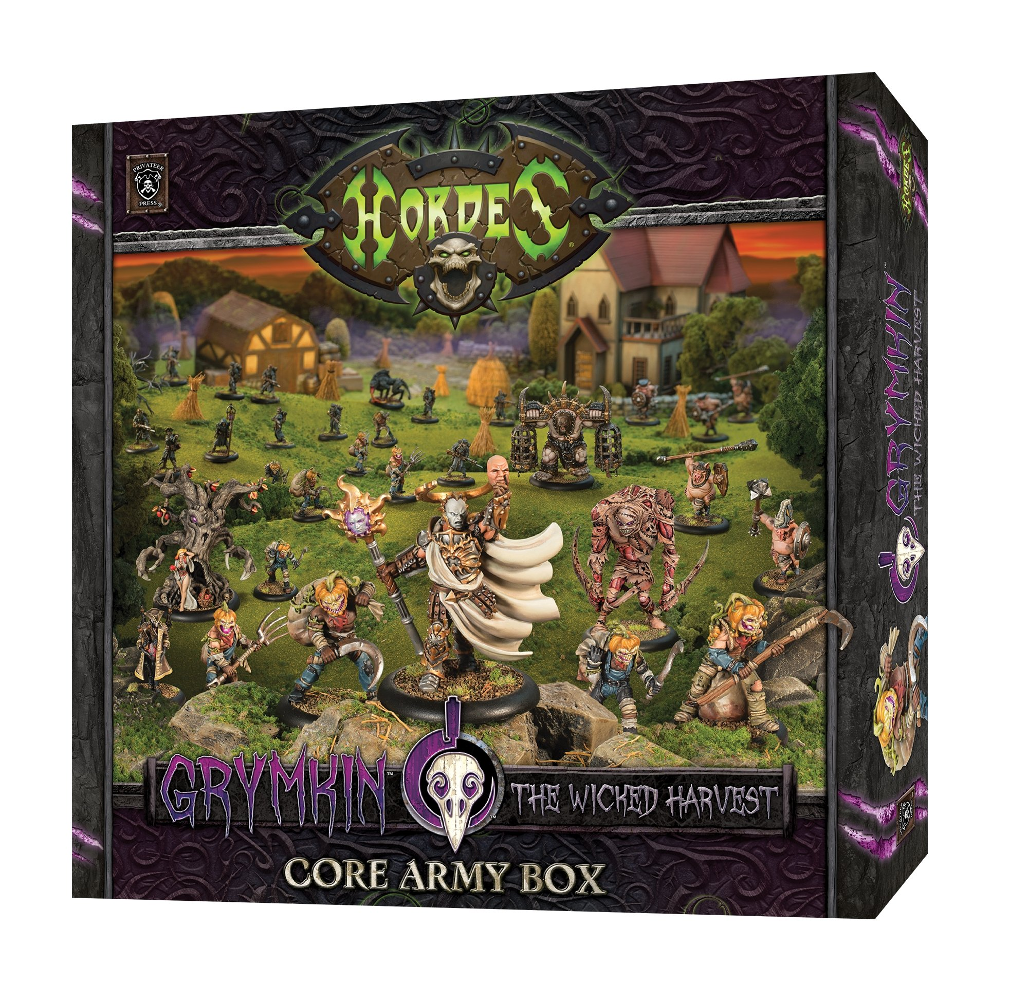 Hordes Grymkin Army Box by Privateer Press Miniatures