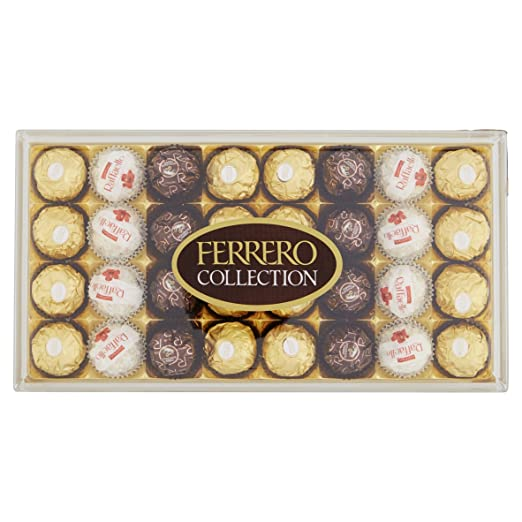 53 opinioni per Ferrero Collection- 32 praline
