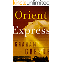 Orient Express book cover