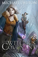 The Witches' Covenant (Twin Magic Book 2) Kindle Edition