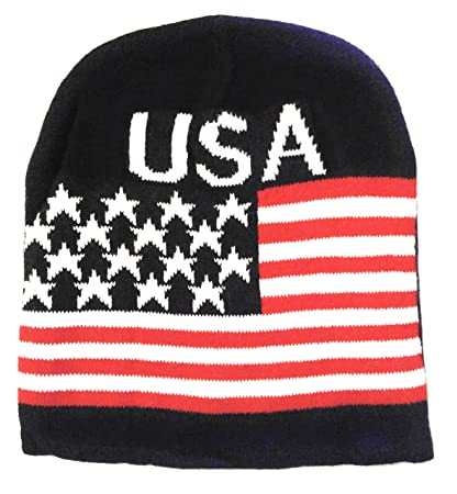 f3458726f12 Amazon.com  MWS USA Knit Cap