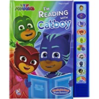 PJ Masks - I'm Ready To Read with Catboy Sound Book - PI Kids (Play-A-Sound)