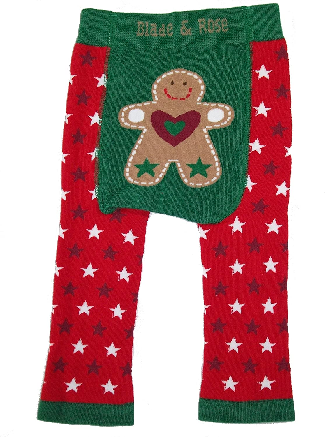 Blade & Rose Gingerbread Man Leggings