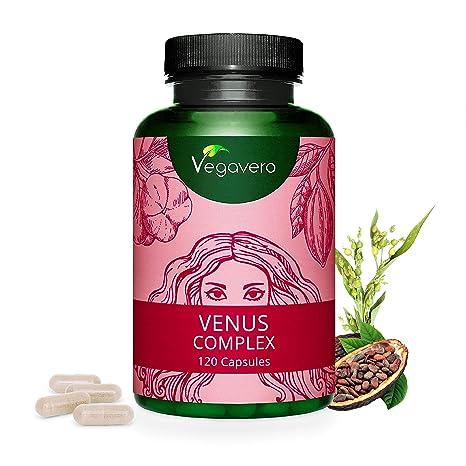 Biotina + Zinc + Selenio Vegavero® | Con L-Metionina + Vitaminas B ...