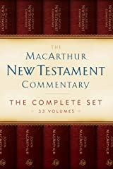 The MacArthur New Testament Commentary Set of 33 volumes (MacArthur New Testament Commentary Series) Kindle Edition
