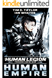 Human Empire (The Human Legion Book 4)