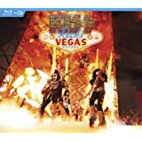 Kiss Rocks Vegas [Blu-ray]