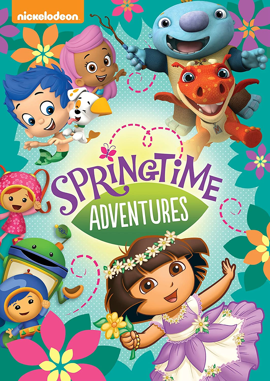 Amazon com: Nickelodeon Favorites: Springtime Adventures