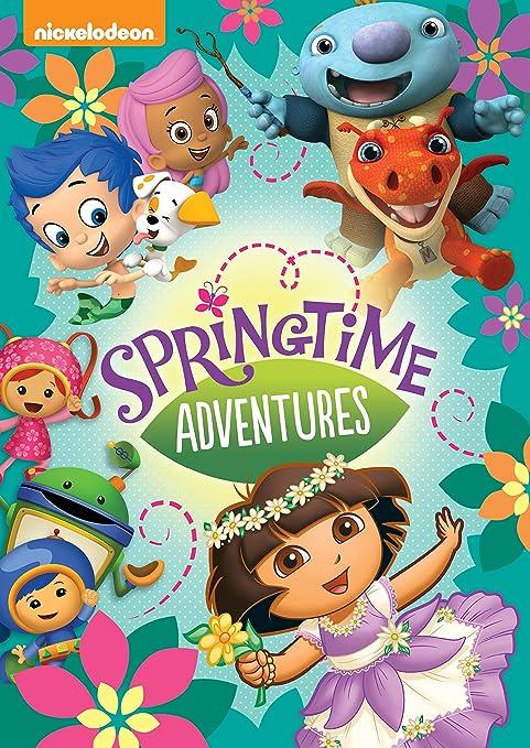 Amazon.com: Nickelodeon Favorites: Springtime Adventures: Artist ...