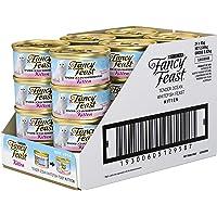Fancy Feast Kitten Ocean Whitefish Wet Cat Food, 24 Can, 24X85g