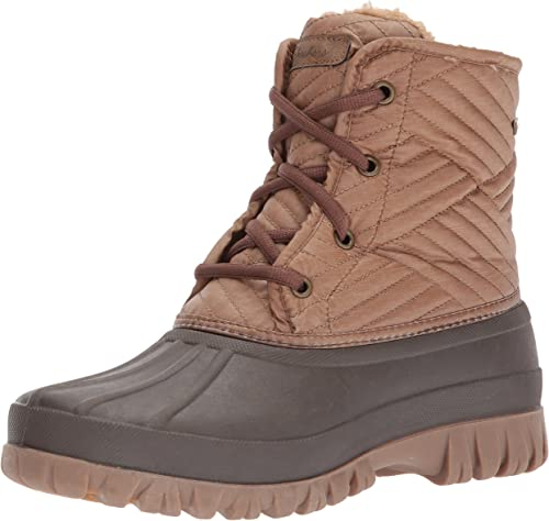 Maestro ira Otoño  Skechers Women's Windom-Mid Quilted Winter Boot: Amazon.co.uk: Shoes & Bags