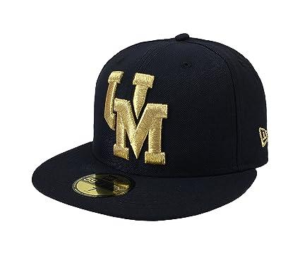 a8dfa5d37c1b0 Amazon.com  New Era 59Fifty Hat Mexico University Pumas Official Um ...
