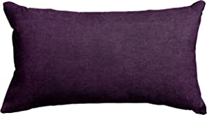 Majestic Home Goods Aubergine Villa Indoor Small Throw Pillow 20