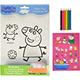 Peppa Pig's Colouring Set