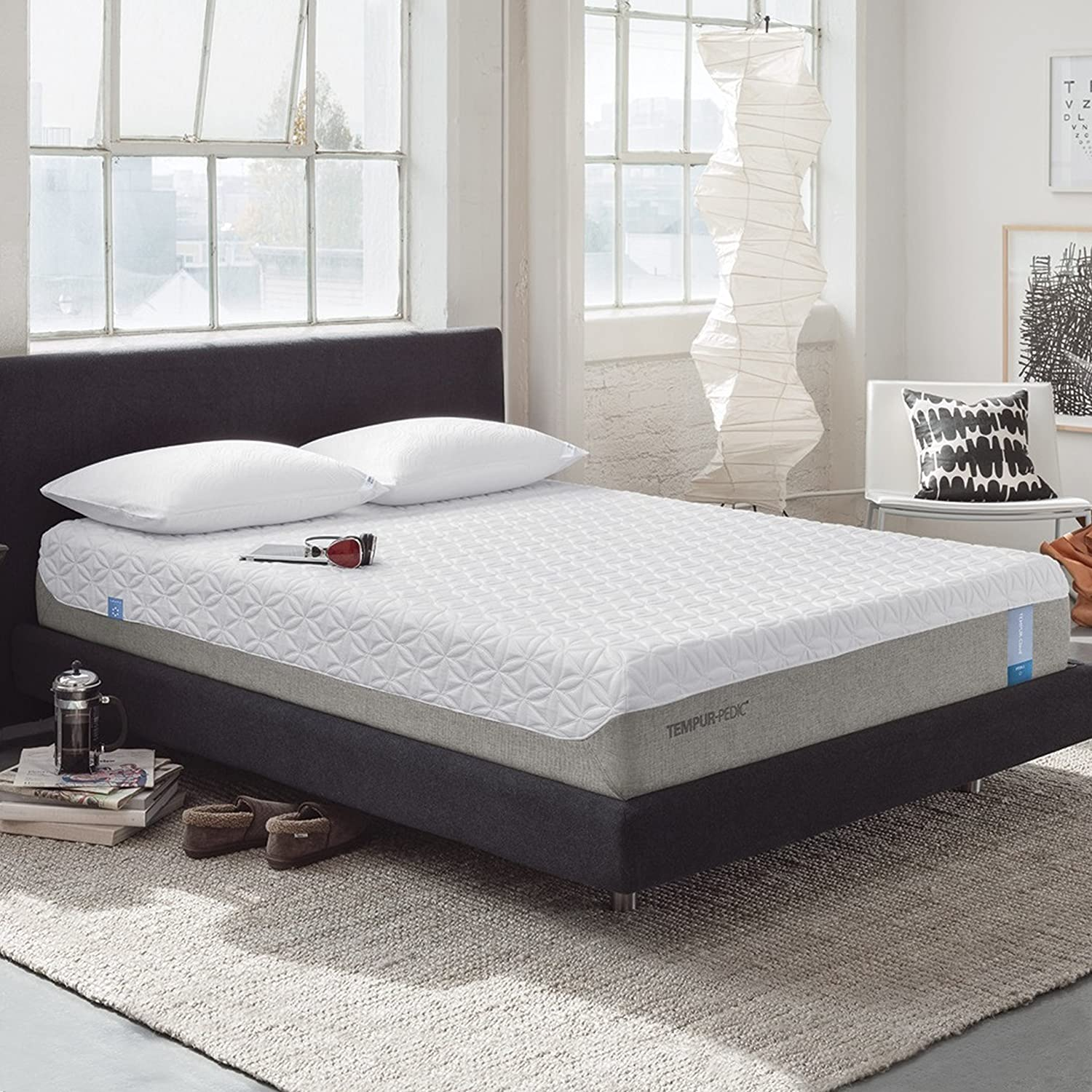 Amazon Com Tempur Cloud Prima Medium Soft Mattress Twin Kitchen