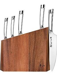 Amazon Com Knife Sets Home Amp Kitchen Knife Block Sets