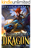Flight of the Dragon: a Dragon Fantasy Adventure (Dragon Riders of Elantia Book 2)