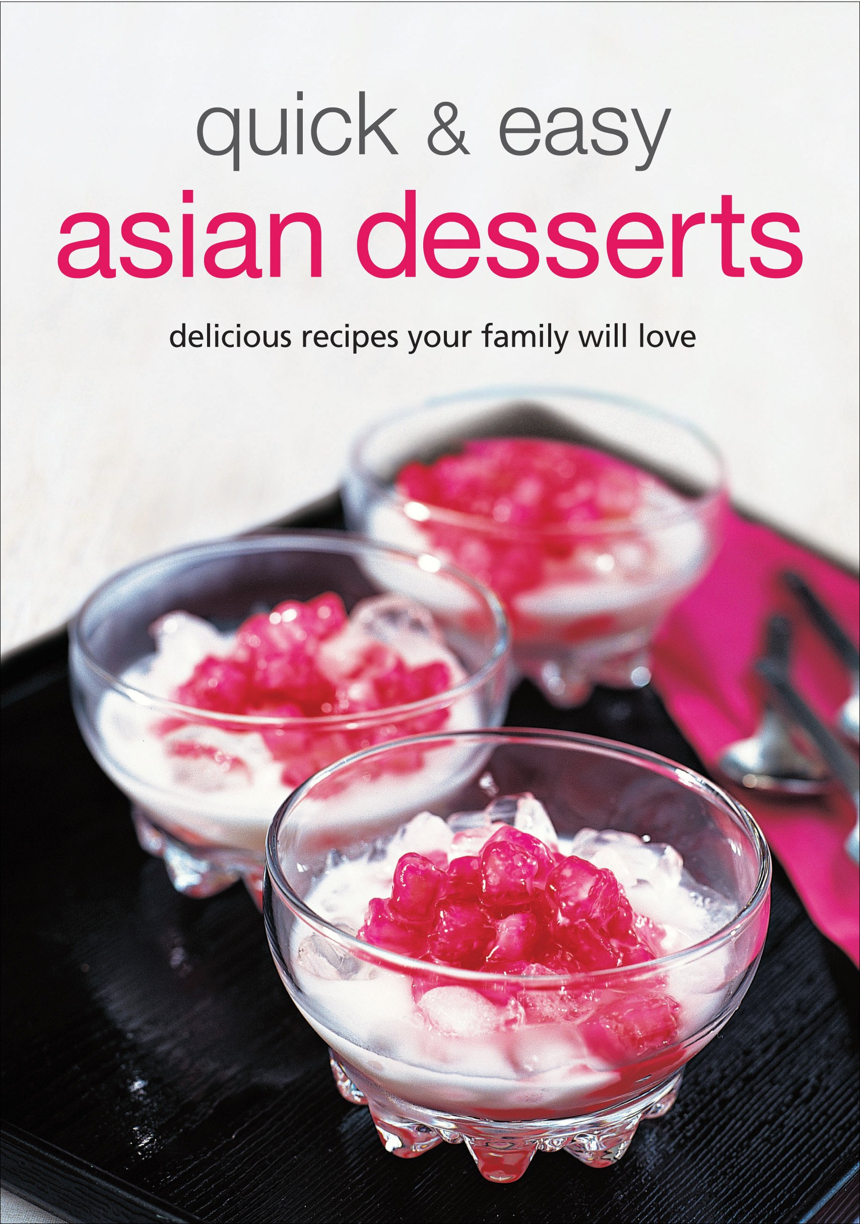 Quick Easy Asian Desserts Learn product image