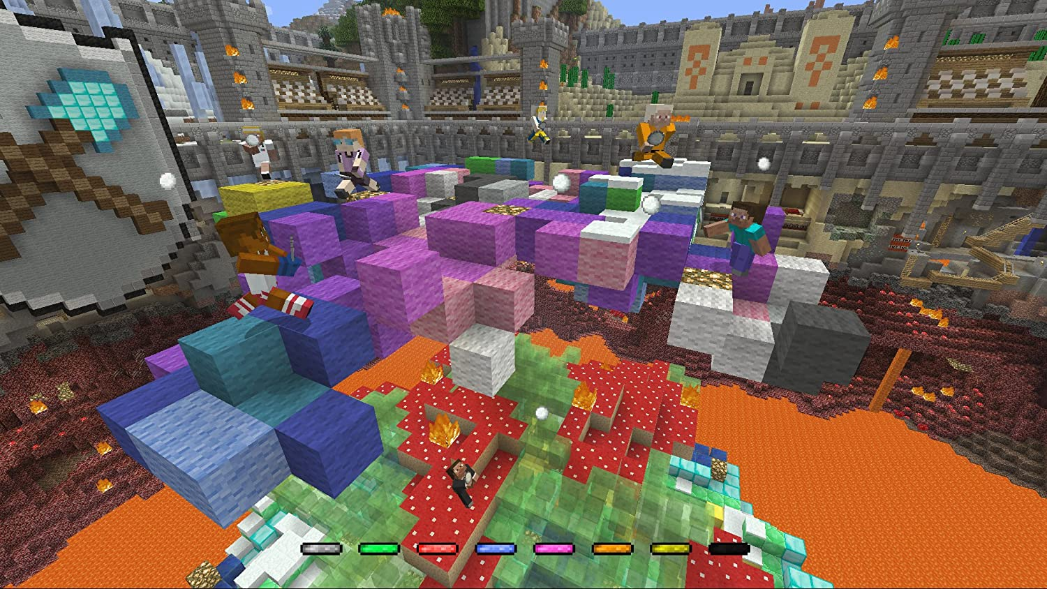 Amazon minecraft xbox 360 microsoft video games gumiabroncs Image collections