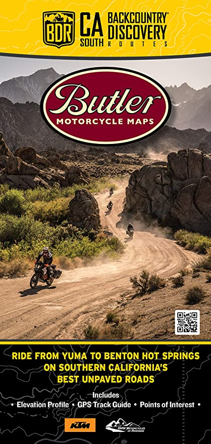 California Off Road Maps on