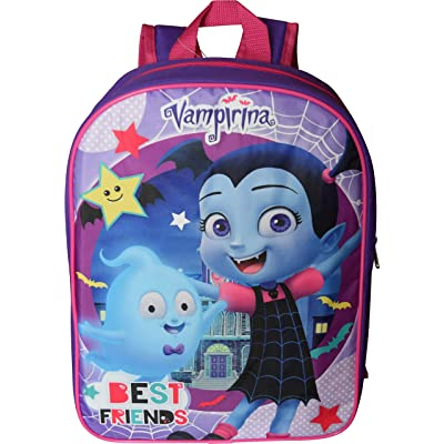 "Group Ruz Disney Vampirina 15"" School Backpack: Toys & Games"