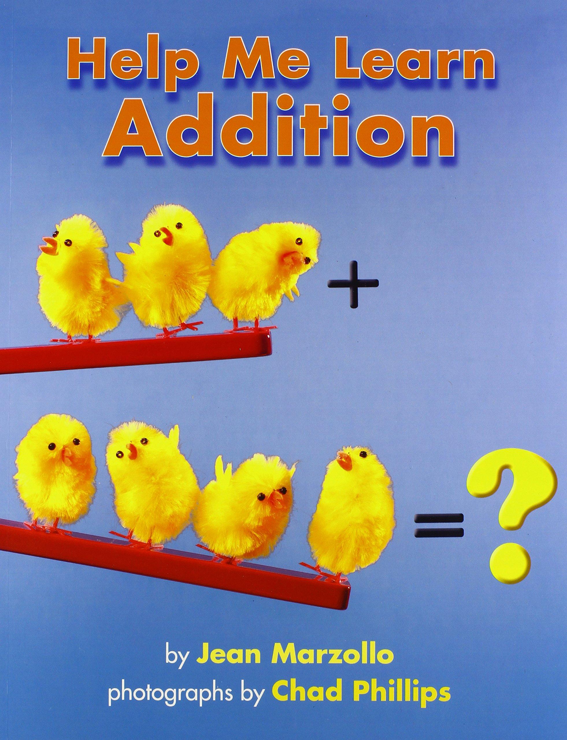 Download Help Me Learn Addition pdf epub