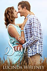 Love Me At Sunset (Romano Family Book 3) Kindle Edition